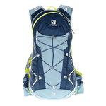 کوله پشتی 20 لیتری سالومون - Salomon Bag Synapse 20 Midnbl Stone Blue